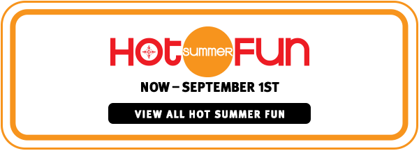 Hot Summer Fun 2019 landing page