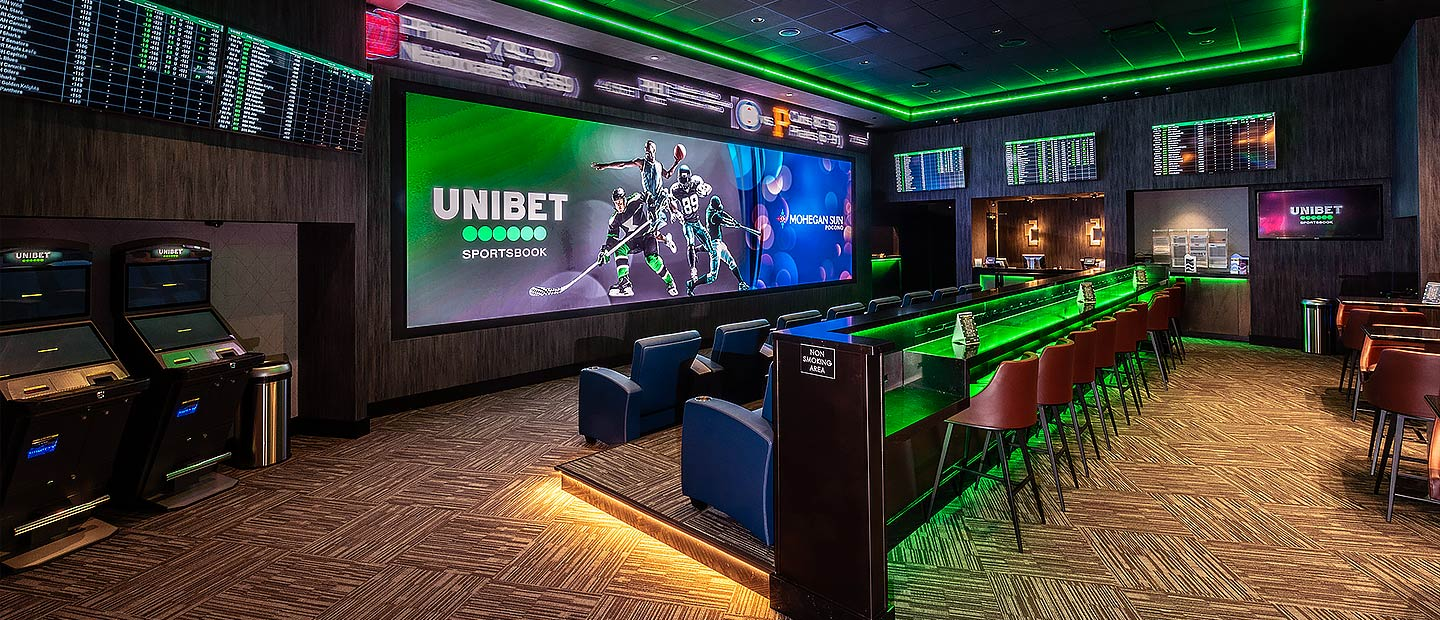 mohegan sun sports betting