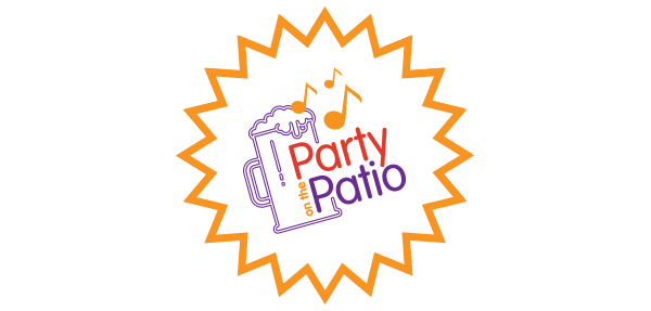 party on the patio logo