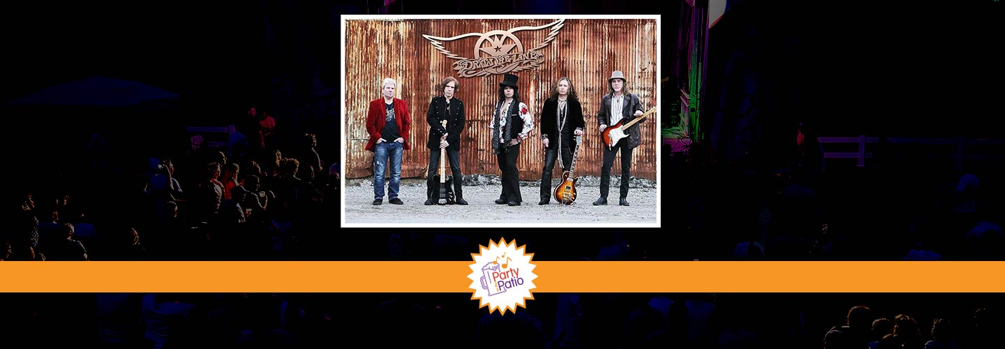 Party on the Patio - Draw the Line A Tribute to Aerosmith
